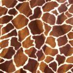 Giraffe 2 Kuschelmatte Huxus